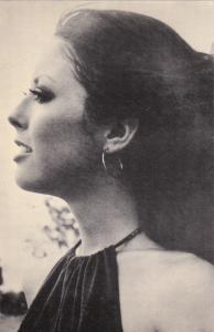 Guam, 40-60s : Profile of a Lady on the Island of Guam