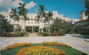 Florida Boca Raton Main Patio Boca Raton Club and Hotel