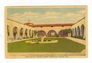 W.K. Kellogg Arabian Horse Ranch,Pomona,CA,00-10s