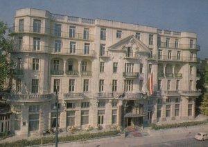 VIENNA , Austria , 50-70s ; Park Hotel Schonbrunn