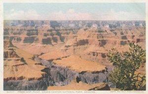 GRAND CANYON Nat. Park, Arizona; 10-20s; From Hopi Point, Fred Harvey H-1532