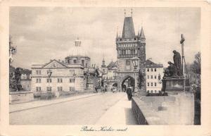 B64951 Karluv most Prague Praha    czech