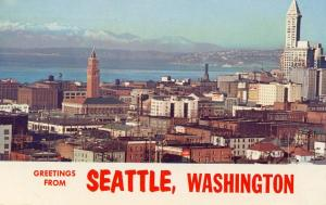 WA - Seattle, 1950's