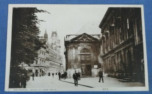 Vintage  Postcard Northampton County And Town Hall    D1A