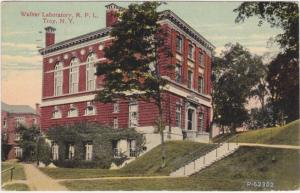 Walker Laboratory Rensselaer Polytechnic Institute (RPI) Troy New York pm 1919