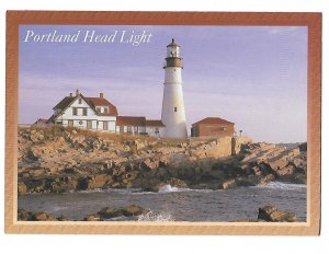 Portland Head Lighthouse Cape Elizabeth Maine Built 1791  4 by 6