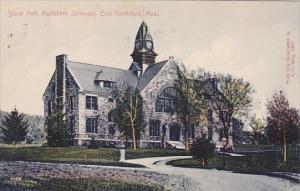 Massachusetts East Northfield Stone Hall Northfield Seminary 1908