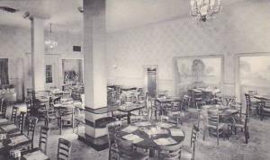 RP; Interior, Dining Room, Joyce McClements Co. Penn & Shady Avenues, Pittsbu...