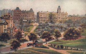 Harrogate , Yorkshire , England , 1900-10s ; Prospect Crescent ; TUCK 1659