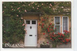 English Door with Roses Around - unused