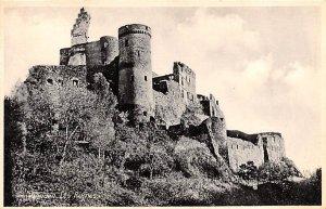 Les Ruines Vianden Unused