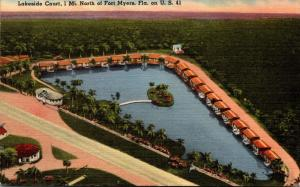 Florida Fort Myers Lakeside Court