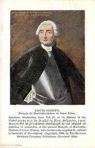 Louis Joseph Vol IV of A History of the United States and Its Peope Unused