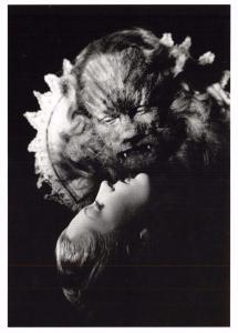 Postcard Beauty and the Beast 1946, Jean Cocteau #56515
