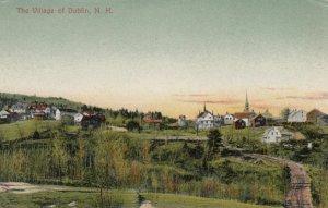 DUBLIN, New Hampshire, 1900-10s; The Village of Dublin