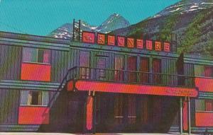 Alaska Skagway The Klondike Hotel
