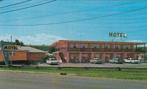 Bow River Motel , CALGARY , Alberta , Canada , 50-60s