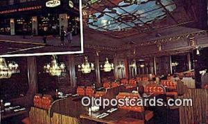 Wolf's 6th Ave Restaurant, New York City, NYC Postcard Post Card USA Old Vint...