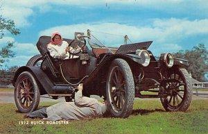 1912 Buick Roadster Unused