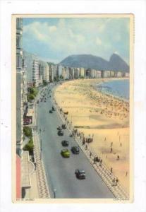 Copacabana, Rio De Janeiro, Brasil, 1940-60s