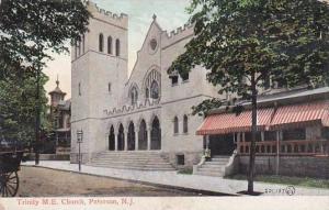 New Jersey Paterson Trinity M E Church