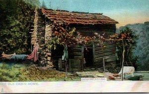 Humour De Ole Cabin Home Tucks Dixie Land Series