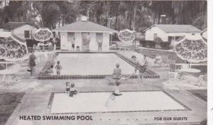 Florida Ocala Motor Court Heated Swimming Pool