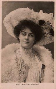 Miss Adrienne Augarde BIN