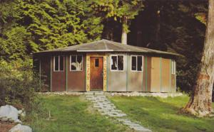 Jean Milne Nature House , Camp Olave , Wilson Creek , B.C. , Canada , 50-60s