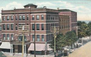 PARSONS , Kansas , 00-10s ; Elks Theatre