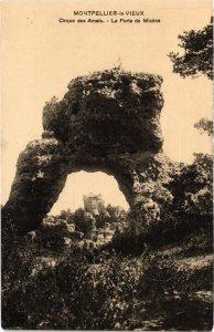 CPA Montpellier-le-Vieux - Cirque des Amats - La Porte de Micéne (113254)