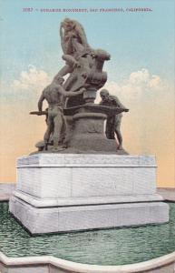 Donahue Monument, SAN FRANCISCO, California, 1900-1910s