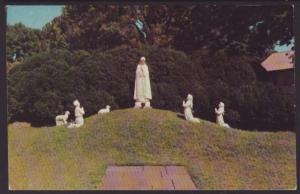 Our Lady of Fatima Shrine,Philadelphia,PA Postcard BIN