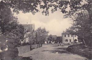 Parti Af Hornbæk Ved Bondegaarden, Denmark, 1900-1910s