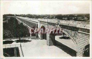 Postcard Modern Montpellier Herault The Aqueduct St. Clemen