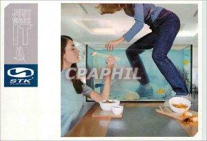 Postcard Modern STK