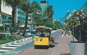 MIAMI BEACH, Florida, 1940-1960's; Exotic Lincoln Mall