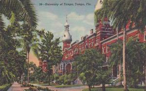 University of Tampa, Tampa, Florida, 30-40s