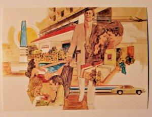 Vintage Postcard Howard Johnson Walterboro South Carolina 1987   734