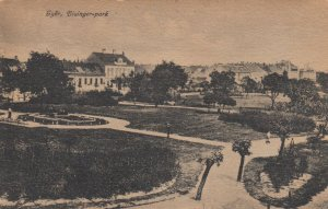 GYOR , Hungary, 1910 ; Bisinger-park