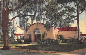 Florida Winter Park The Beal Maltbie, Rollins College