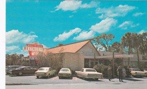Florida Sarasota Mel-O-Dee Restaurant & Dining Room sk6835