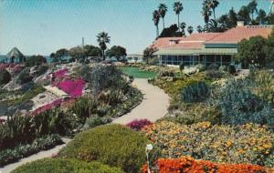 California Laguna Beach Victor Hugo Inn 1957
