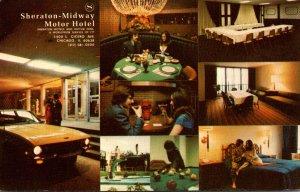 Illinois Chicago Sheraton-Midway Motor Hotel