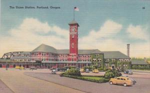 Oregon Portland Union Station