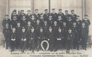 RP: U-Boat 21 (Submarine) Crew , Germany , 00-10s
