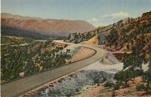 Linen of Santa Fe to Toas U.S. Highway 64 New Mexico NM