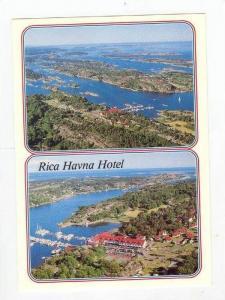 Norge  Norway  Rica Havna Hotel,TJOME, 50-70s