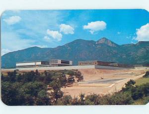 Unused Pre-1980 BUILDING Colorado Springs CO hn7491