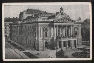 102353 Czechia Brno BALLET OPERA HOUSE theatre Vintage PC